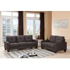 Living In Style Montgomery 2 Piece Living Room Set