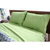 Welspun Amy Butler Kyoto 300 TC Organic Cotton Sheet Set