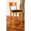 "Benkel Seating Biedermier 30"" Bar Stool with Cushion"