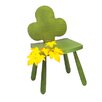 The Children's Furniture Co. Leaf Clover Kids Novelty Side Chair