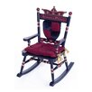 Levels of Discovery Rock A Buddies Royal Prince Kid's  Rocking Chair