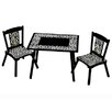 Levels of Discovery Wild Side Kids' 3 Piece Table and Chair Set