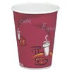 Solo Cups Company Bistro Design Hot Drink Cups, Maroon, 50/Pack (Set of 2)