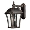 Hinkley Lighting Wabash 3 Light Wall Lantern