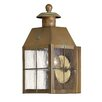 Hinkley Lighting Nantucket 1 Light Wall Lantern