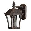 Hinkley Lighting Wabash 1 Light Wall Lantern