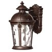 Hinkley Lighting Windsor 1 Light Wall Lantern