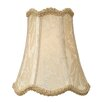 "Hinkley Lighting 6"" Marcellina Fabric Bell Lamp Shade"