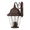 Hinkley Lighting Monticello 4 Light Wall Lantern