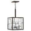 Hinkley Lighting Mondrian 4 Light Foyer Pendant