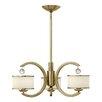 Hinkley Lighting Monaco 3 Light Chandelier