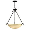 Hinkley Lighting Casa 4 Light Inverted Pendant