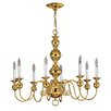 Hinkley Lighting Virginian 8 Light Chandelier