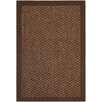 Safavieh Natural Fiber Sisal Chocolate Area Rug