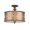Savoy House Windsor 3 Light Semi Flush