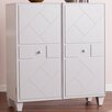 Wildon Home ® 2 Drawer Devona Cabinet