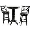 Boraam Industries Inc Florence Pub Table Set