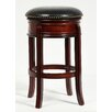 "Boraam Industries Inc Hamilton 29"" Swivel Bar Stool with Cushion"