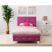 Boraam Industries Inc Kelsey Panel Bed