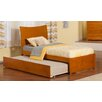 Atlantic Furniture Urban Lifestyle Soho Bed with Trundle