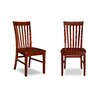 Atlantic Furniture Mission Side Chairs Set of 2