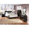 Atlantic Furniture Milano Storage Platform Bed