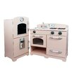 Teamson Kids 2 Piece Wooden Play Kitchen Set