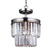 Sea Gull Lighting Carondelet 2 Light Semi Flush Mount