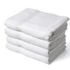 Simple Luxury Superior Egyptian Cotton Bath Towel (Set of 4)
