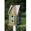 Heartwood Copper Mansion Birdhouse