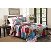 Greenland Home Fashions New Bohemian Bedspread Set