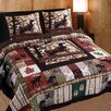Greenland Home Fashions Whitetail Lodge 3 Piece Quilt Set
