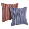 Greenland Home Fashions Katy Quilted Throw Pillow (Set of 2)
