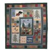 Patch Magic Northwoods Walk Quilt