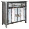 StyleCraft Home Dockside 2 Door 1 Drawer Cabinet