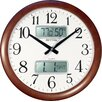 "Rhythm U.S.A Inc 16"" Estado Wall Clock"