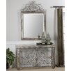 Uttermost Kissara Console Table with Mirror