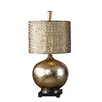 "Uttermost Julian 31"" H Table Lamp with Drum Shade"