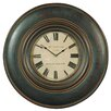 """Uttermost Oversized 23"""" Adonis Wall Clock"""