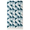 "ferm LIVING Remix 32.97' x 20.87"" Geometric Wallpaper"