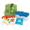 Learning Resources Pretend and Play 11 Piece Fishing Set