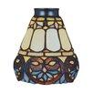 "Landmark Lighting 5.25"" Mix-N-Match Glass Empire Pendant Shade"