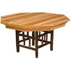 Fireside Lodge Hickory Dining Table Cover