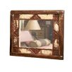Fireside Lodge Adirondack Rectangular Dresser Mirror