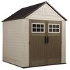 Rubbermaid Double Wall Resin Storage Shed