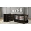 Berg Furniture Alpine Nursery 6 Drawer Double Dresser