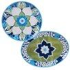 Certified International Barcelona 2 Piece Platter Set