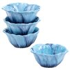 Certified International Tuileries Garden 3-D Ice Cream Bowl (Set of 4)