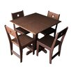 Eagle One Café 5 Piece Dining Set