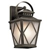 Kichler Hayman Bay 1 Light Wall Lantern
